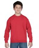 Bluza Heavy Blend Classic Fit Youth GILDAN B18000 - Gildan_B18000_09 Red
