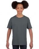 Koszulka Softstyle Youth GILDAN B64000 - Gildan_B64000_03 Charcoal