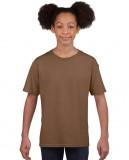 Koszulka Softstyle Youth GILDAN B64000 - Gildan_B64000_04 Chestnut