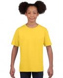 Koszulka Softstyle Youth GILDAN B64000 - Gildan_B64000_01 Daisy
