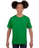 Koszulka Softstyle Youth GILDAN B64000 - Gildan_B64000_07 Irish green