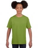 Koszulka Softstyle Youth GILDAN B64000 - Gildan_B64000_08 Kiwi