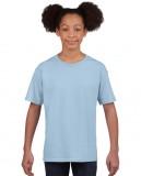 Koszulka Softstyle Youth GILDAN B64000 - Gildan_B64000_09 Light blue