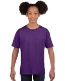 Koszulka Softstyle Youth GILDAN B64000 - Gildan_B64000_13 Purple