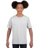 Koszulka Softstyle Youth GILDAN B64000 - Gildan_B64000_17 White