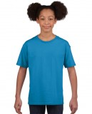 Koszulka Softstyle Youth GILDAN B64000 - Gildan_B64000_21 Sapphire