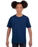 Koszulka Softstyle Youth GILDAN B64000 - Gildan_B64000_22 Cobalt