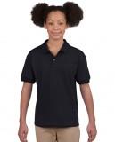 Koszulka Polo DryBlend Jersey Youth GILDAN B8800 - Gildan_B8800_02 Black