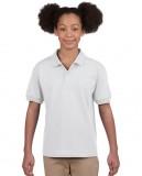 Koszulka Polo DryBlend Jersey Youth GILDAN B8800 - Gildan_B8800_06 White