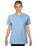 Koszulka Premium Cotton Ladies GILDAN L4100 - Gildan_L4100_06 Light blue