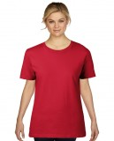 Koszulka Premium Cotton Ladies GILDAN L4100 - Gildan_L4100_08 Red