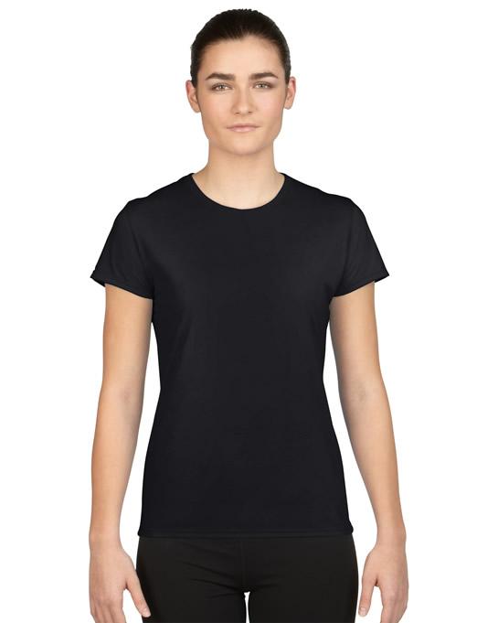 Koszulka Performance Ladies GILDAN L42000 - Gildan_L42000_02 - Kolor: Black