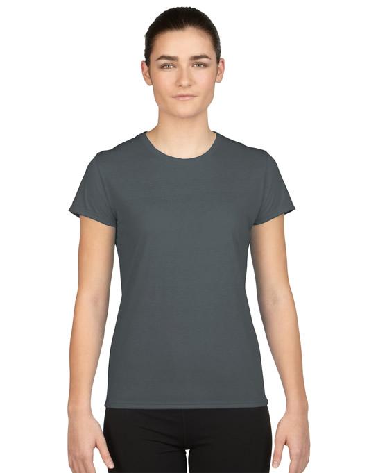 Koszulka Performance Ladies GILDAN L42000 - Gildan_L42000_03 - Kolor: Charcoal