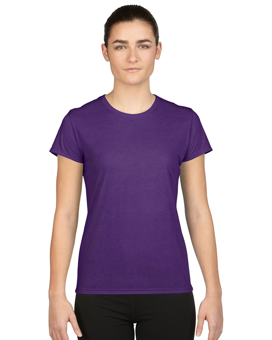 Koszulka Performance Ladies GILDAN L42000 - Gildan_L42000_05 - Kolor: Purple