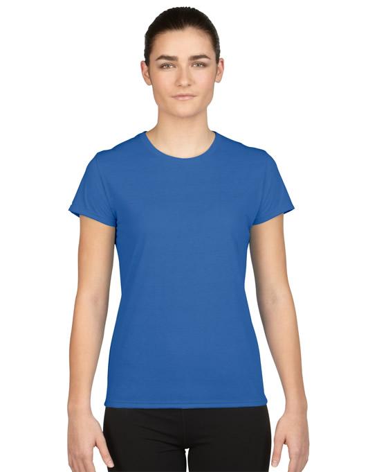 Koszulka Performance Ladies GILDAN L42000 - Gildan_L42000_07 - Kolor: Royal blue
