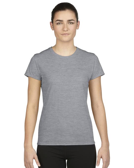 Koszulka Performance Ladies GILDAN L42000 - Gildan_L42000_10 - Kolor: Sport grey