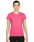Koszulka Performance Ladies GILDAN L42000 - Gildan_L42000_09 Safety pink