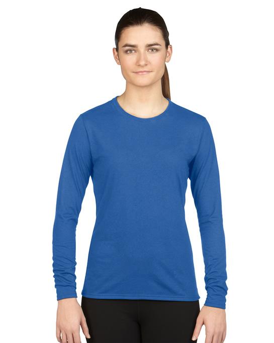 Koszulka Performance Long Sleeve Ladies GILDAN L42400 - Gildan_L42400_05 - Kolor: Royal blue