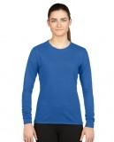 Koszulka Performance Long Sleeve Ladies GILDAN L42400 - Gildan_L42400_05 Royal blue