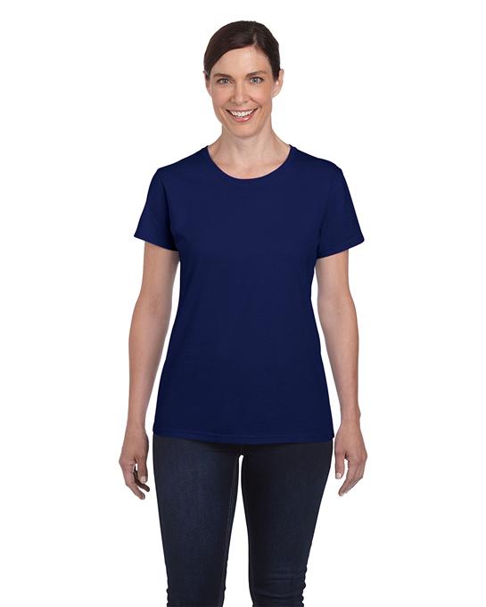 Koszulka Heavy Cotton Ladies GILDAN L5000 - Gildan_L5000_03 - Kolor: Cobalt