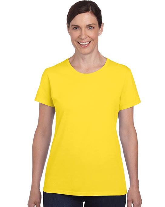 Koszulka Heavy Cotton Ladies GILDAN L5000 - Gildan_L5000_05 - Kolor: Daisy
