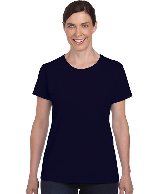Koszulka Heavy Cotton Ladies GILDAN L5000 - Gildan_L5000_11 - Kolor: Navy