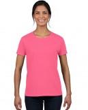 Koszulka Heavy Cotton Ladies GILDAN L5000 - Gildan_L5000_14 Safety pink