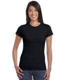 Koszulka Softstyle Ladies GILDAN L6400 - Gildan_L6400_05 Black