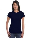 Koszulka Softstyle Ladies GILDAN L6400 - Gildan_L6400_20 Navy
