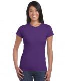 Koszulka Softstyle Ladies GILDAN L6400 - Gildan_L6400_22 Purple