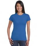Koszulka Softstyle Ladies GILDAN L6400 - Gildan_L6400_24 Royal blue