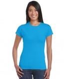 Koszulka Softstyle Ladies GILDAN L6400 - Gildan_L6400_31 Sapphire