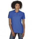 Koszulka Polo DryBlend Double Pique Ladies GILDAN L75800 - Gildan_L75800_09 Royal blue