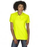 Koszulka Polo DryBlend Double Pique Ladies GILDAN L75800 - Gildan_L75800_12 Safety green
