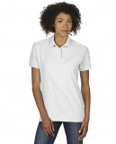 Koszulka Polo DryBlend Double Pique Ladies GILDAN L75800 - Gildan_L75800_13 White