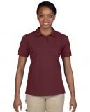 Koszulka Polo DryBlend Pique Ladies GILDAN L94800 - Gildan_L94800_07 Maroon