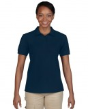 Koszulka Polo DryBlend Pique Ladies GILDAN L94800 - Gildan_L94800_08 Navy
