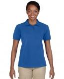 Koszulka Polo DryBlend Pique Ladies GILDAN L94800 - Gildan_L94800_10 Royal blue
