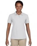 Koszulka Polo DryBlend Pique Ladies GILDAN L94800 - Gildan_L94800_12 White
