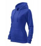 Bluza damska  A 411 Trendy Zipper   - 411_05_C Chabrowy