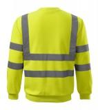 Bluza Essential  A 4V6 HV - 4v6_97_B Żółty odblaskowy