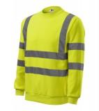 Bluza Essential  A 4V6 HV - 4v6_97_C Żółty odblaskowy