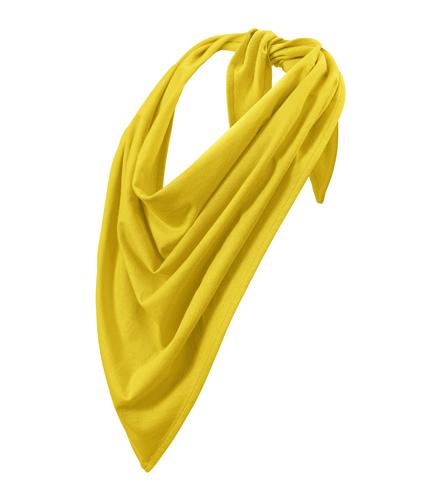Chusta A 329 Fancy  - 329_04_C - Kolor: Żółty