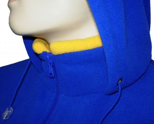 A Bluzy polarowe PROMO 252 - 252_wzor_PE - Kolor: wzór