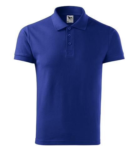 Koszulka Polo Męska A 212 Cotton  - 212_05_A - Kolor: Chabrowy
