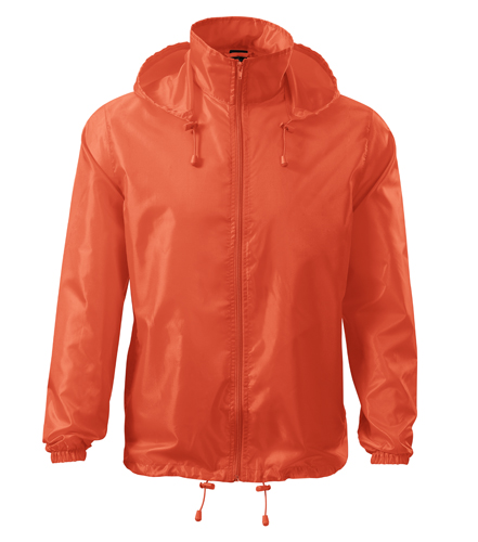Kurtka Unisex A 524 Windy  - 524_91_A - Kolor: Neon orange