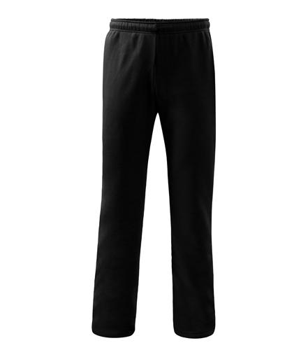 Spodnie Dresowe A 607 Męskie/Dziecięce Comfort  - 607_01_A - Kolor: Czarny