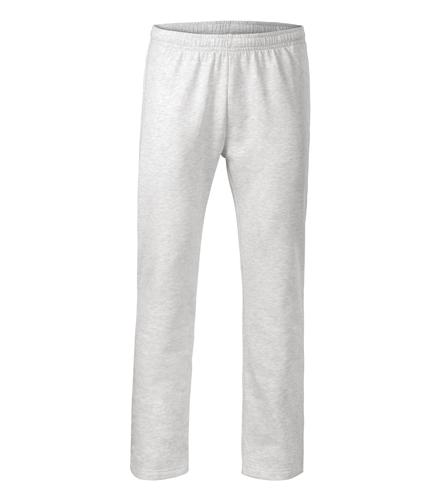 Spodnie Dresowe A 607 Męskie/Dziecięce Comfort  - 607_03_A - Kolor: Jasno szary melanż