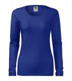 Koszulka Damska A 139 Slim  - 139_05_A Chabrowy