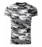 Koszulka A 144 Camouflage  - 144_32_A camouflage gray